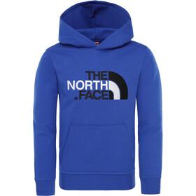 The North Face Drew Peak Sudadera con capucha Niños, tnf blue/tnf black